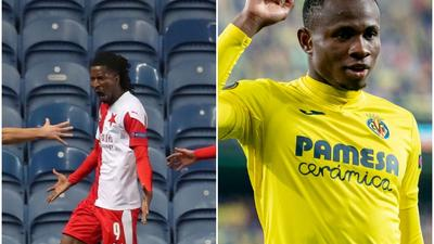 Nigerian Players Abroad: Zaidu Sanusi to face Chelsea in the CL while Peter Olayinka's Slavia Praha will face Arsenal in Europa
