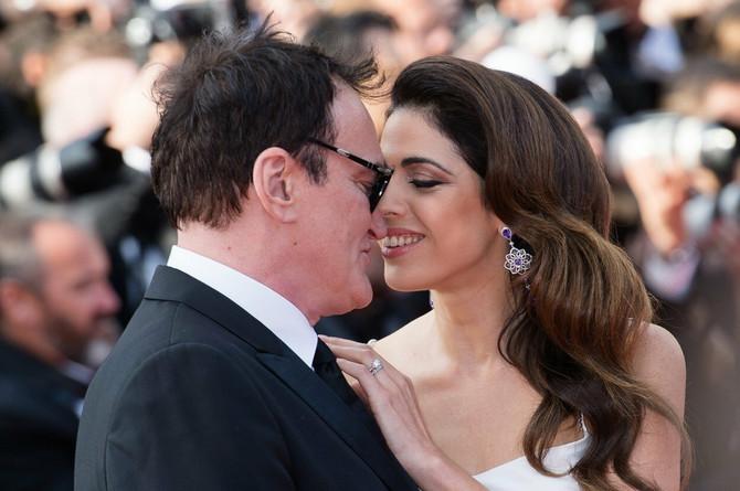 Danijela Pik i Kventin Tarantino