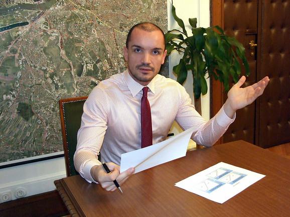 Iskustva iz regiona primenjivaće se u Beogradu: Borko Milosavljević