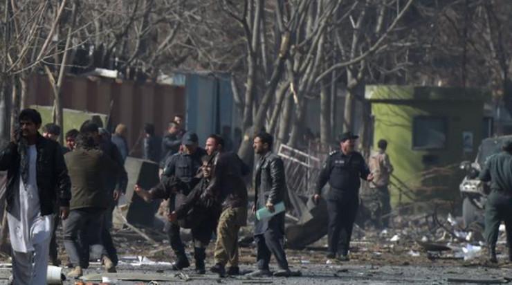 Kabul, eksplozija