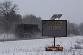 Zimska oluja, mećava, SAD. EPA - CJ GUNTHER