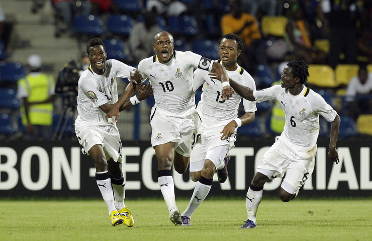Reprezentacija Gane