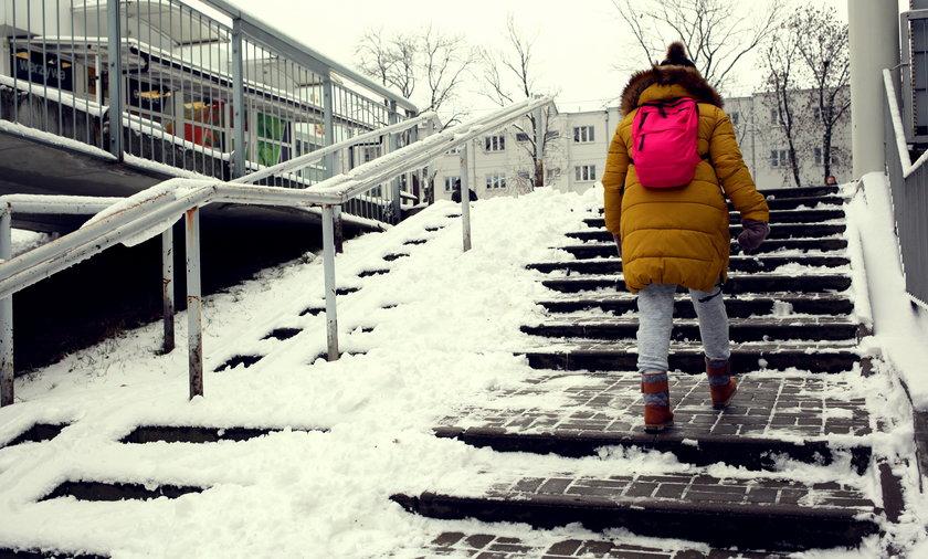 W Polsce będzie można zobaczyć żółty śnieg?