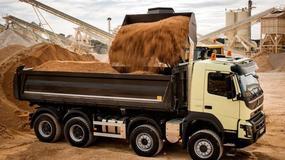Volvo Trucks ujawnia nowy model FMX