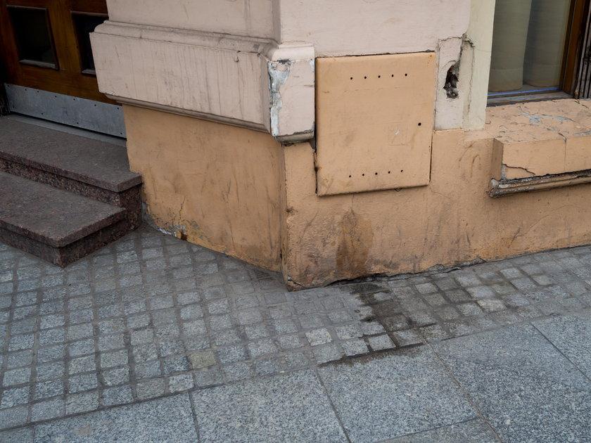 ulica Poitrkowska, Łódź