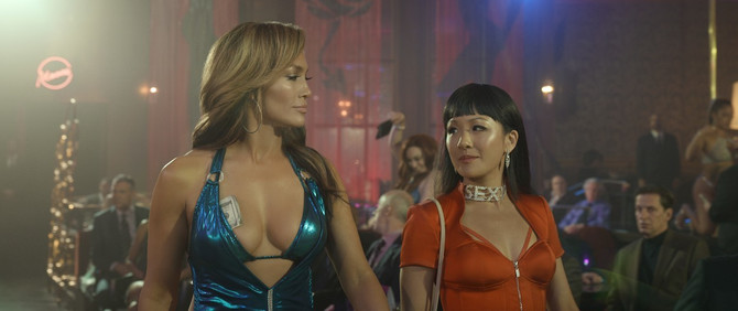 Dženifer Lopez kao striptizeta Ramona