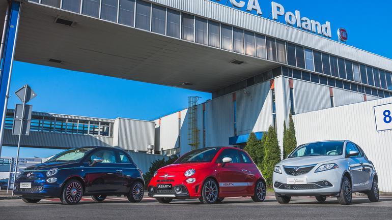 1_FIAT-500_RIVA_ABARTH_LANCIA-YPSILON_FCA Poland_Tychy_27-05-2017_FOT_IK