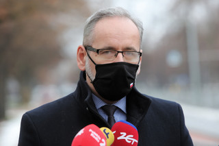 Rząd krytykuje Girzyńskiego. Niedzielski: To zachowanie niegodne. Czarnek: Mogę to ocenić wyłącznie negatywnie
