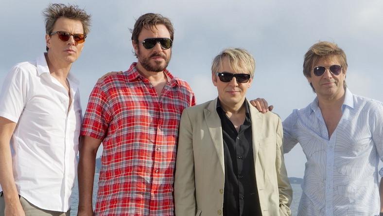 Duran Duran wydaje koncert z Manchesteru