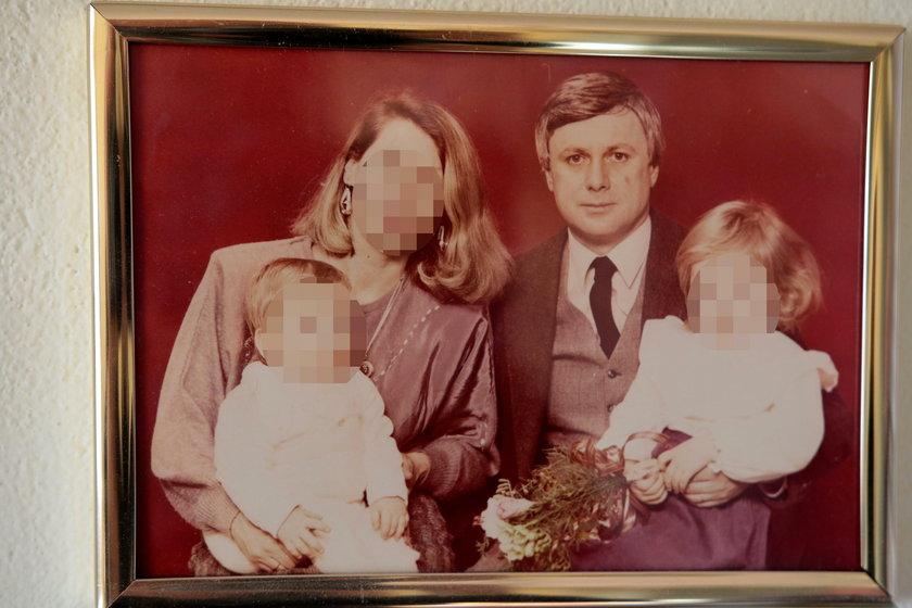 Kiedyś byli kochającą się rodziną