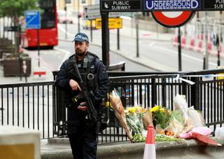 Wielka Brytania: Aresztowano mężczyznę w związku z zamachem w Londynie