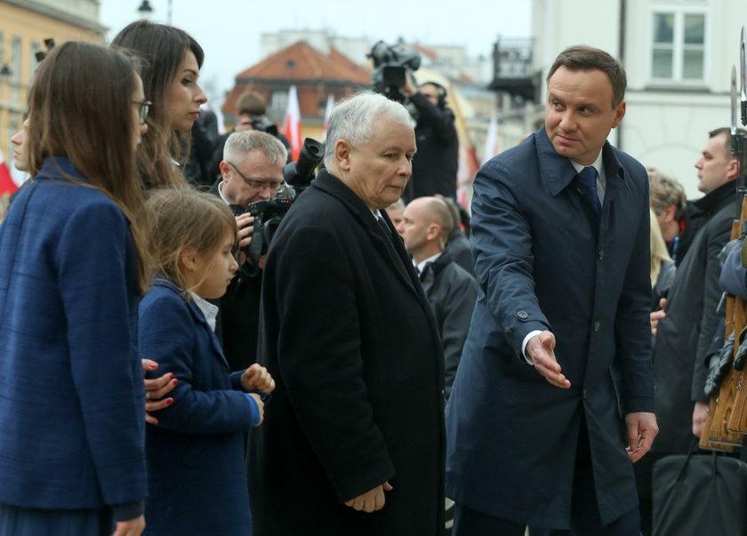 Jarosław Kaczyński zablokuje Andrzejowi Dudzie referendum