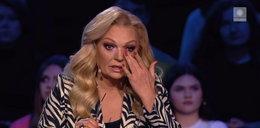"""Małgorzata Walewska popłakała się w finale """"Twoja twarz brzmi znajomo"""""""