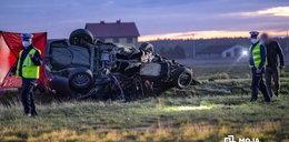 Tragiczny wypadek pod Ostrołęką. Nie żyją trzy osoby
