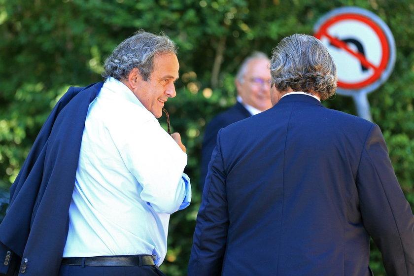 Były szef UEFA domaga się ogromnego odszkodowania