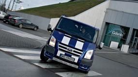 Ford Transit SportVan: kurier w dresie