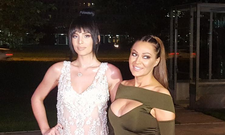 Ceca Ražnatović i Anastasija Ražnatović