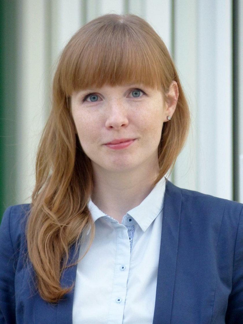 Małgorzata Korba, rzecznik prasowy ZUS w Lublinie