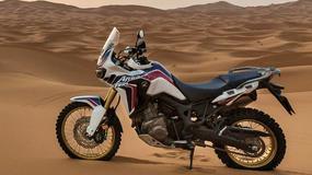Produkcja motocykli Honda wstrzymana przez kataklizm