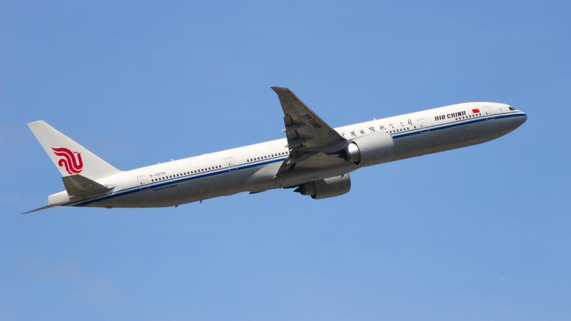 Samolot, Air China