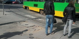 Tak wygląda poznański deptak. Radny walczy o remont