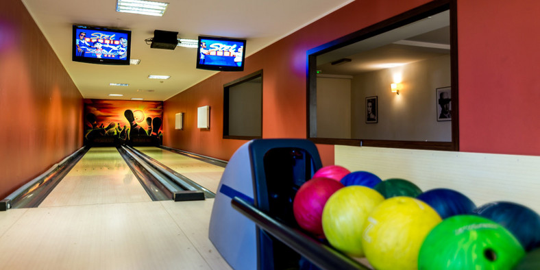 Hotel Victoria – Bowling Cafe