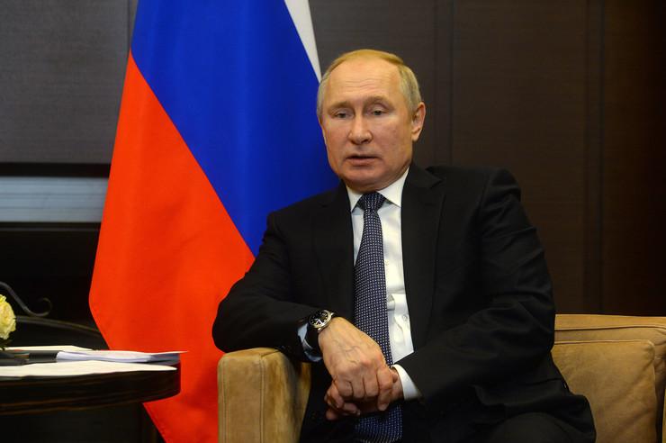 Vucic Putin 14 foto Tanjug Predsednistvo Srbije