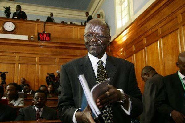 Lawyer George Oraro