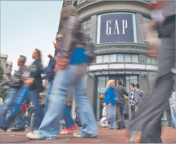Wejście GAP na nasz rynek oznacza wielomilionowe inwestycje Fot. Bloomberg