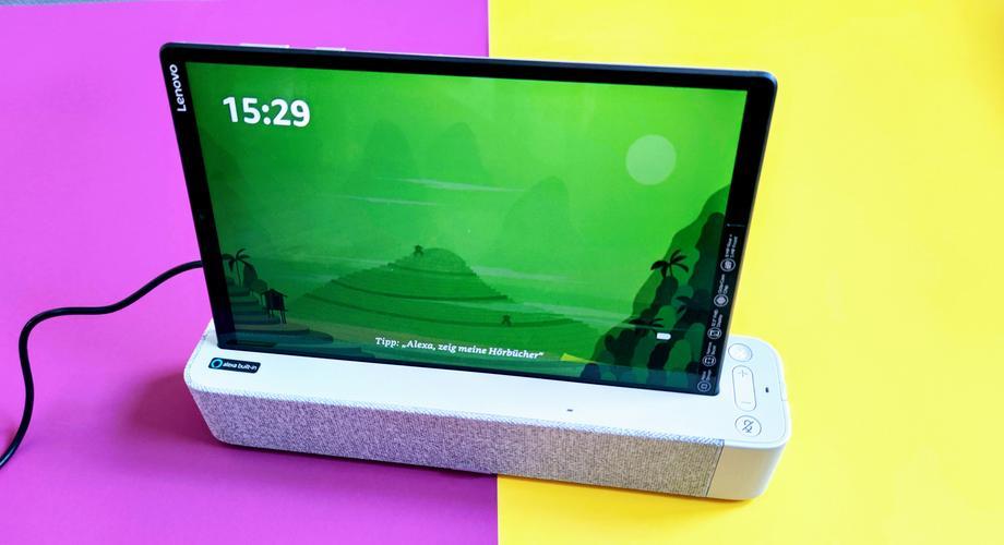 Lenovo Smart Tab M10 FHD Plus mit Alexa