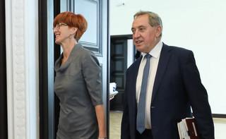 Rafalska: Przywracając wiek emerytalny wywiązujemy się z wyborczego zobowiązania