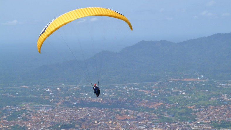 Kwahu paragliding festival