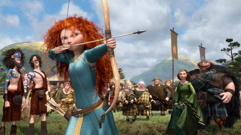 Produkcja w reżyserii Marka Andrewsa i Brendy Chapman ma zadziałać niczym swoisty papierek lakmusowy. Pixar testuje grunt, ponieważ, prócz rezygnacji ze starego systemu animacji, z którego firma korzystała przez ostatnie ćwierć wieku, i przerzucenia się na bardziej zaawansowany sprzęt, sięgnięto po pierwszoplanową bohaterkę żeńską, a fabułę oparto w sporej mierze na szkockim folklorze
