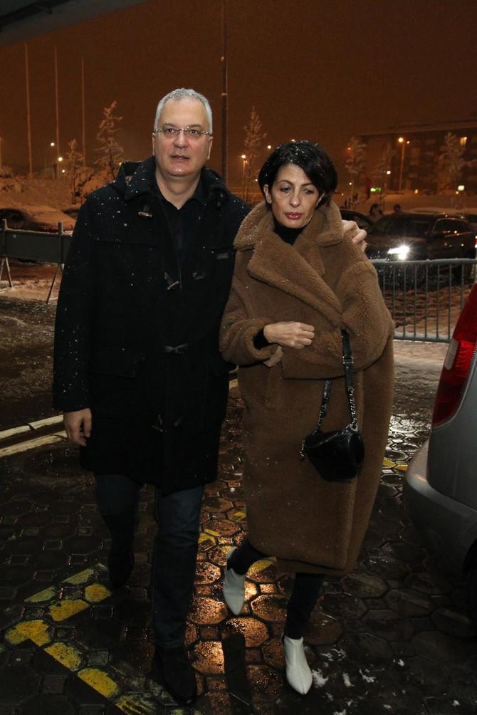 Marija i Dragan Šutanovac