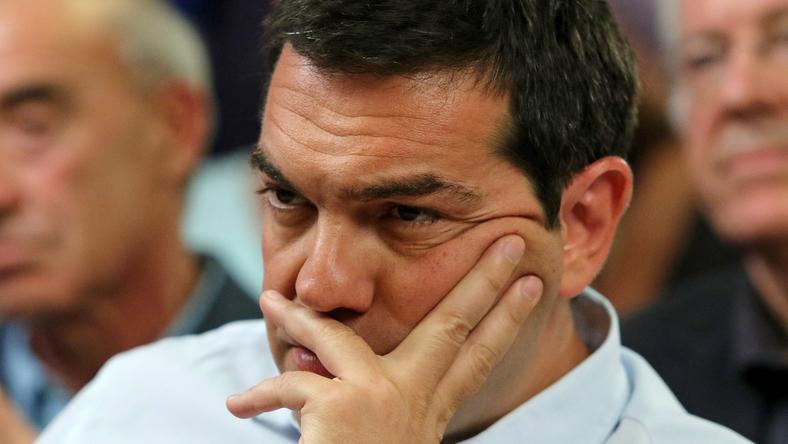 Aleksis Cipras wygłosi dzisiaj oświadczenie w sprawie wyborów
