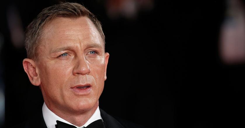 Daniel Craig czterokrotnie wcielał się w postać Jamesa Bonda