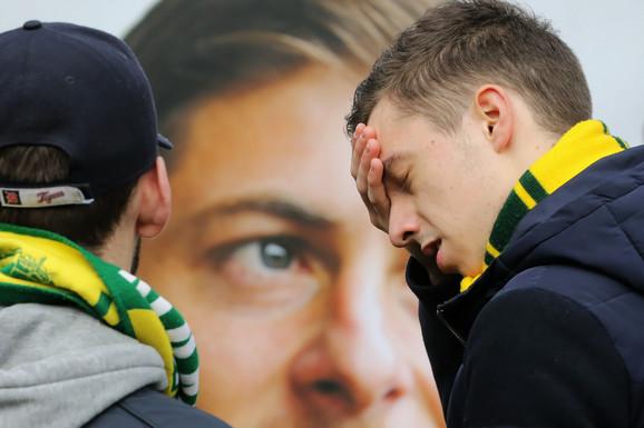 Navijači FK Nant nakon nereće