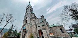 Proboszcz buduje galerię przy parafii w Zakopanem?