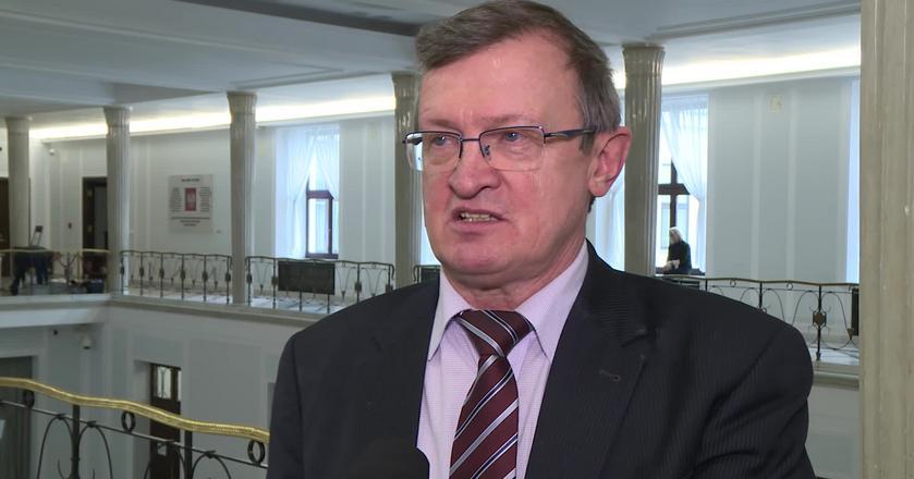 Tadeusz Cymański został przewodniczącym specjalnej podkomisji sejmowej