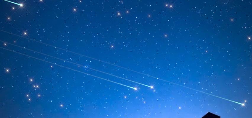 Orionidy 2021. Kiedy będzie noc spadających gwiazd?