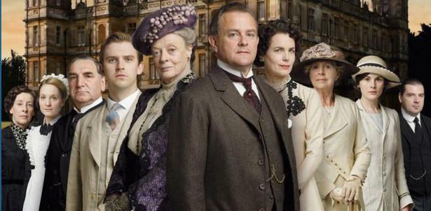 """""""Downton Abbey"""" sezon 1"""