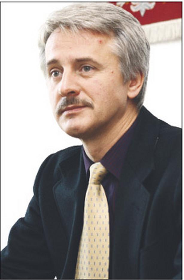 Jarosław Wyszyński, zastępca dyrektora departamentu administracji podatkowej w Ministerstwie Finansów Fot. Archiwum