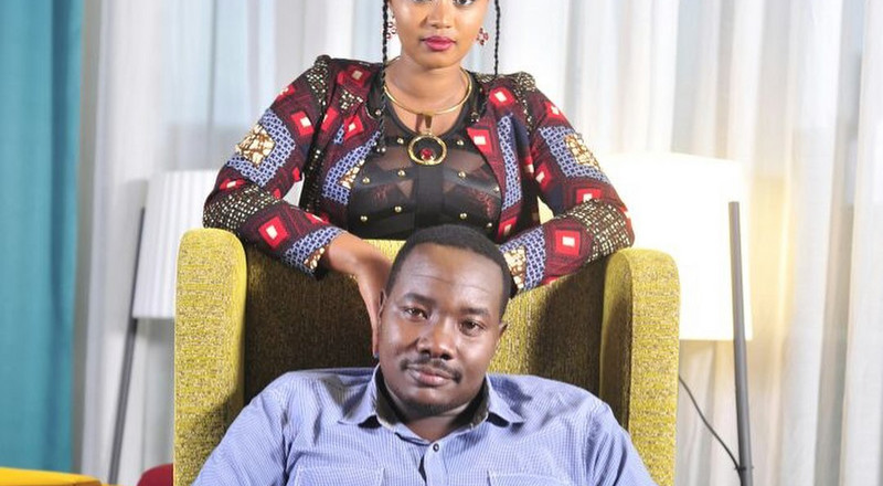 Willis Raburu's wife speaks for the first time after losing unborn child