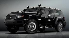 Luksusowy SUV z Kanady