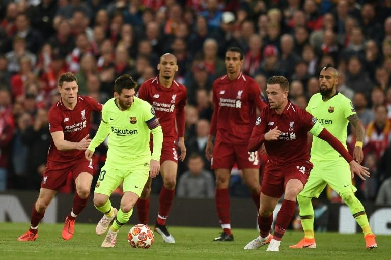 Liverpool authored an escape act for the ages with a 4-0 semi-final win over Barcelona that overturned a 3-0 first leg Champions league deficit