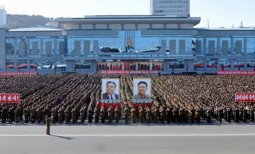 Naukowiec próbował uciec z Korei Północnej