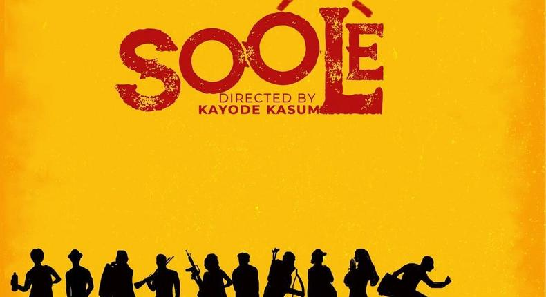 'Soòlé' directed by Kayode Kasum [Instagram/kayodekasum]