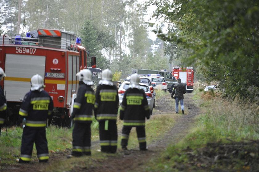 Wybuch w Kuźni Raciborskiej. Ranny saper opuścił szpital