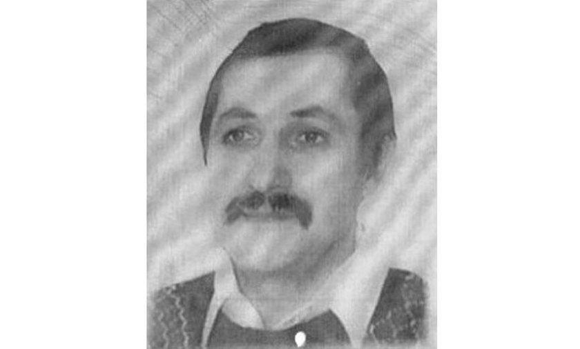 Łódź. Zaginął 56-letni Bogdan Rozpara. Wyszedł z domu 8 maja 2016