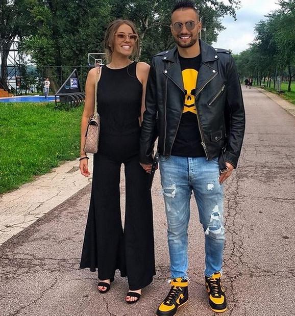 Milica Jelić i Ivan Paunić